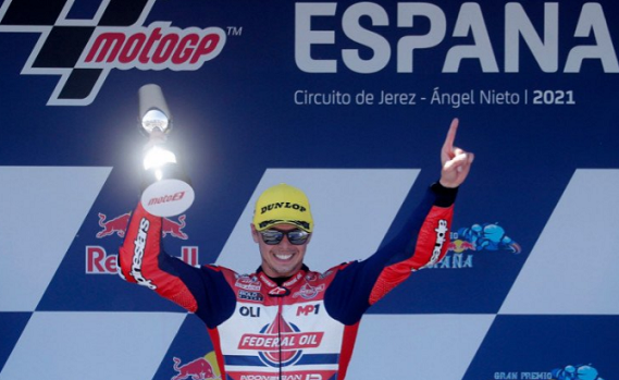 bravo-indonesian-racing-team-naik-podium-di-ajang-balap-gp-spanyol